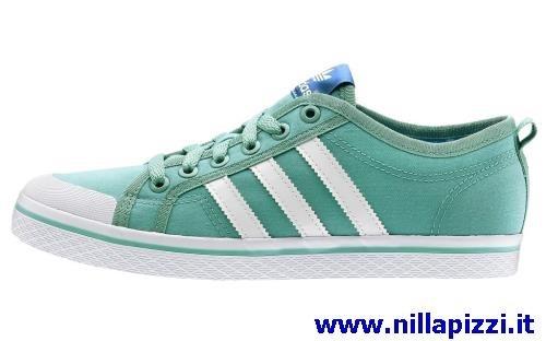 Scarpe Adidas Verde Acqua