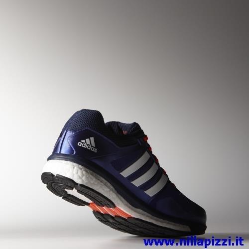 buy online a733e d1fda Scarpe Adidas it Running Nillapizzi Amazon Tn40Z814xq