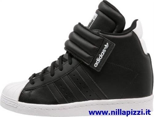 Scarpe Adidas Alte Con Strappo nillapizzi.it
