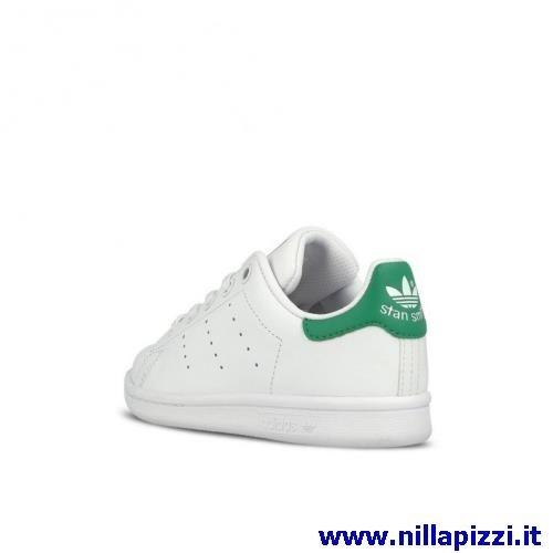 scarpe adidas bianche e verdi costo