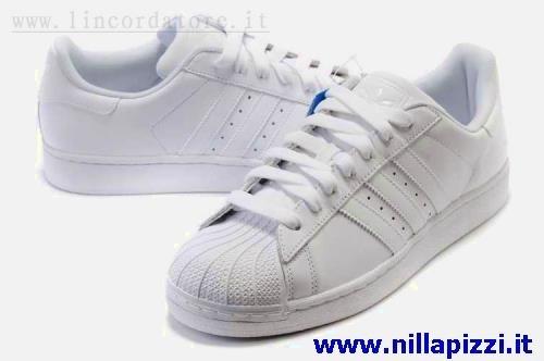 finest selection ac19b 316e3 Scarpe Adidas Bianche E Blu ...