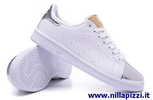 meet 63647 fcfc7 Bianche Basse it Adidas Scarpe Nillapizzi P8zR0Wqw