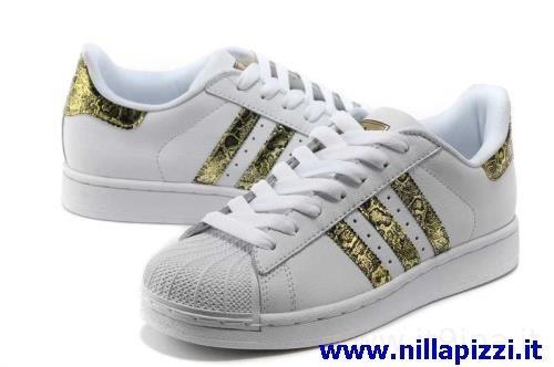 scarpe adidas oro