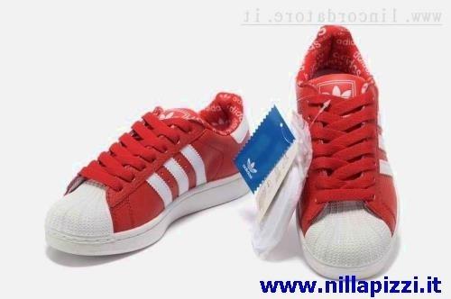 Scarpe Rosse Adidas Scherma nillapizzi.it
