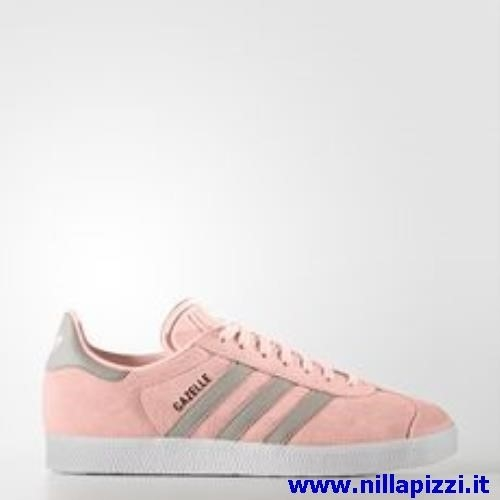 scarpe adidas rosa cipria