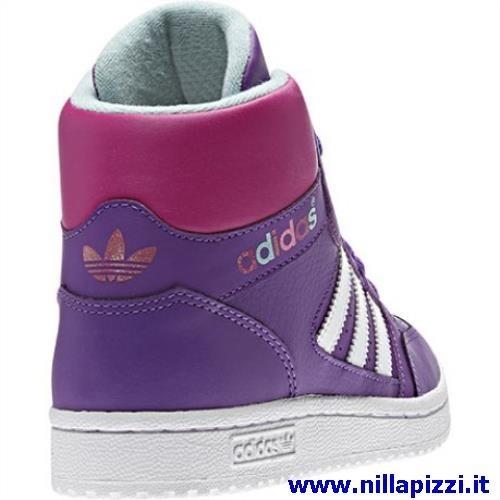 adidas scarpe alte bambino