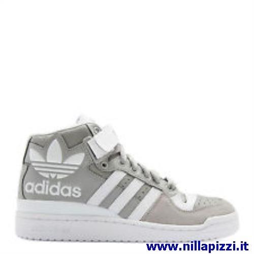 scarpe adidas sneakers alte