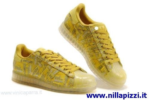 Adidas Sneakers Gialle